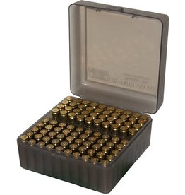 MTM MTM R-100 100rd Flip Top Rifle Ammo Box