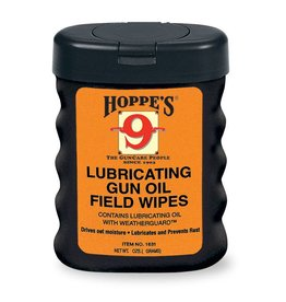 Hoppes No. 9 Hoppe's 1631 No. 9 Lubricating Gun Oil Field Wipes