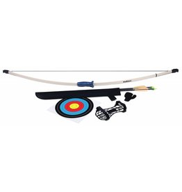 Crosman Crosman Hawksbill Youth Longbow Pkg w/arrows,sight,arm guard, quiver,finger guard & target