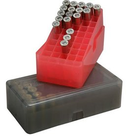 MTM MTM E-50 50rd Slip Top Rifle Ammo Box