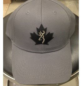 Browning Browning Mapleleaf Charcoal Cap