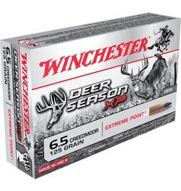Winchester Winchester Deer Season  XP 6.5 Creedmoor 125gr (X65DC)