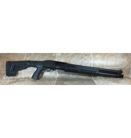 "Churchill by Scorpio Churchill 12GA 3""Pump 18.5""barrel Telescopic Folding Stock (A17174F)"