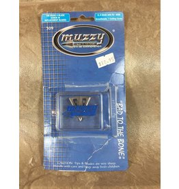 Muzzy Muzzy 100gr Replacement Broadhead Blades for #209