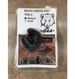 Golden Arrow Archery GAA Brush Arrow Rest Medium