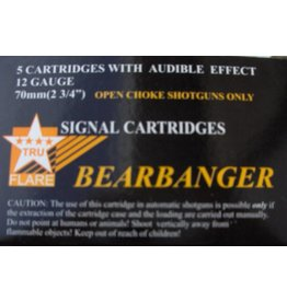 Tru Flare Tru Flare 12GA Bear Bangers 5/Box (12GB)