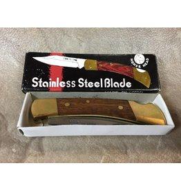 Generic Lock Blade Pocket Knife NK812-30