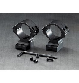 """Browning Browning BAR/BLR Integrated Scope Mount System, 1"""" Intermediate Matte (12376)"""