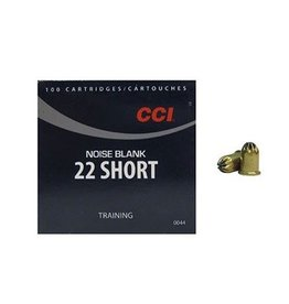 CCI CCI 22 Short Noise Blank 100rd box (0044)
