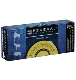 Federal Federal 7.62x39 Soviet 123gr SP Power Shok (76239)