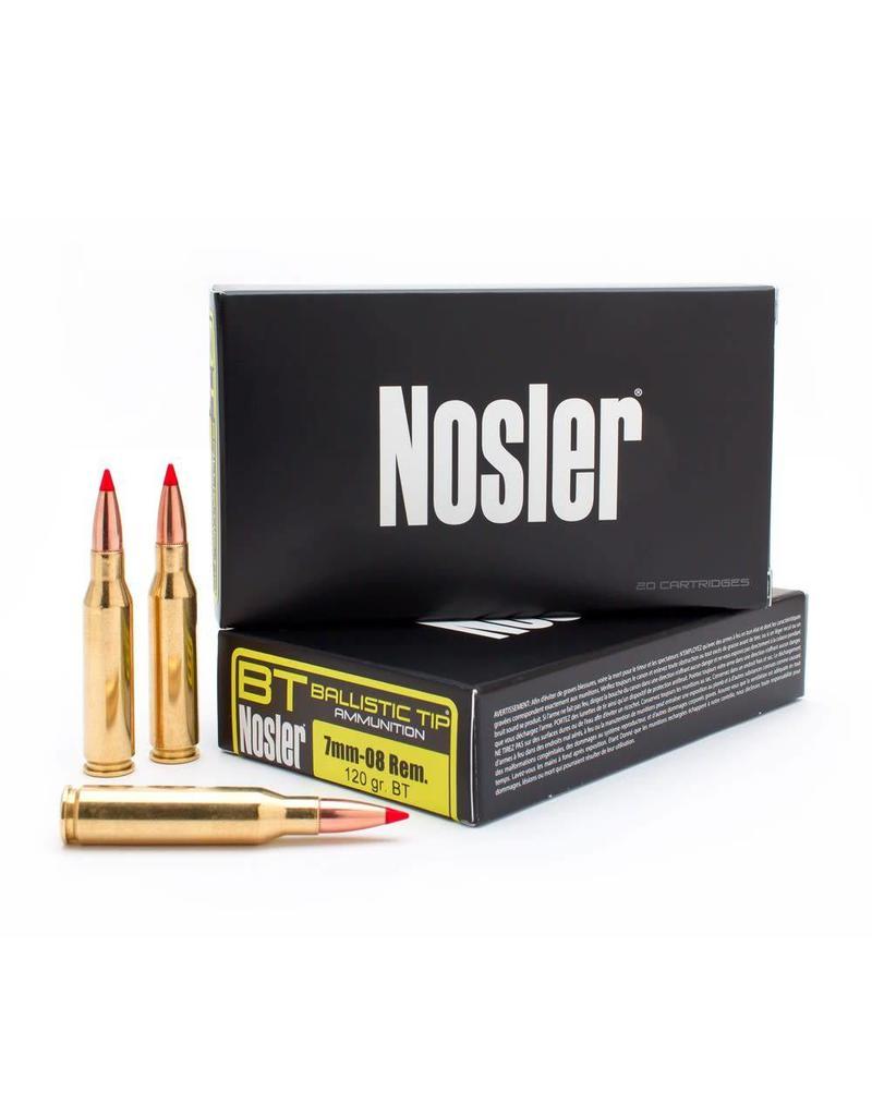 Nosler Nosler 280 Ackley Imp 140gr Ballistic Tip (43504)