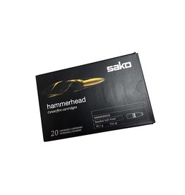 Sako Sako Super Hammerhead 30-06 Sprg  150gr Bonded SP (C631235ASA10)