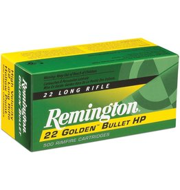 Remington Remington 22 Short Golden Bullet 50rd box (21000; 1022)