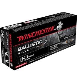 Winchester Winchester 243 WSSM 95gr Ballistic Silvertip (SBST243SSA)