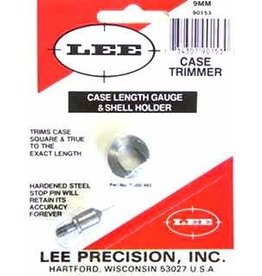 Lee Precision Inc Lee 9mm Luger Case Length Gauge & Shell Holder
