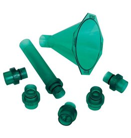 RCBS RCBS Quick Change Powder Funnel Kit