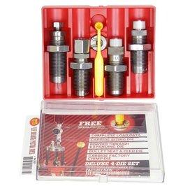 Lee Precision Inc Lee 9mm Luger 4 die set (90963)