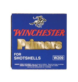 Winchester Winchester #209 Shotshell Primers/Box 100ct