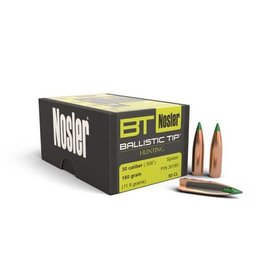 Nosler Nosler .308dia 30Cal 180gr SP 50ct Bullets (30180)