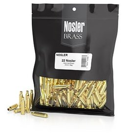 Nosler Nosler 204 Ruger unprimed brass 250rds