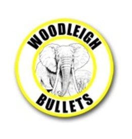 Woodleigh Woodleigh .264dia 6.5mm 160gr RN SN 50 CT Bullet (W80B)