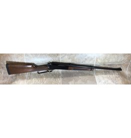 "Browning CS Browning BLR LT WT 81 Takedown 358 CAL wood stock 20"" blued barrel open sights (07093MR341)"