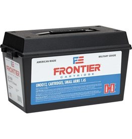 Frontier by Hornady Frontier 5.56 NATO 55gr FMJ M193 500rd Ammo Can FR204
