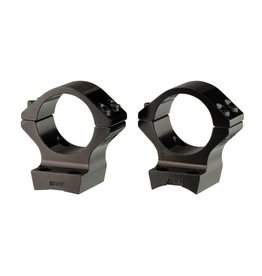 Browning Browning XLock Mounting System 30mm Low Nickel