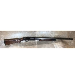 "Mossberg Mossberg 500 12ga 2 3/4""-3"" wood stock 28"" blued barrel (6635227)"