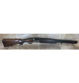 Angelo Zoli Angelo Zoli combination 12ga over 6.5x55 wood stock blued barrel (1:8 TWIST) (94340)