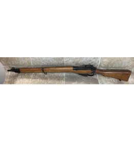 Lee Enfield Lee Enfield No 4 MK 1 303 British Full military wood 2 Groove rifling (V20848)