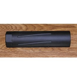 "SRC Gunworks SRCGw-Imation .22-.223 Cal Spiral 1/2"" by 28 thread O/B Hex Mock Suppressor (Gw22SpiralO/BHex)"