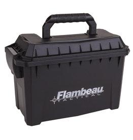 "Flambeau Flambeau Molded Plastic Ammo Can (9""w x 4""l x 7""h)(6415SB)"