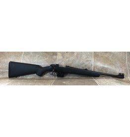 CZ CZ 527 Carbine 7.62 x 39 Rifle blk syn stock blued barrel fiber optic sight store demo (C374862)