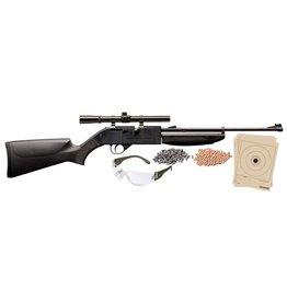 Crosman Crosman Pumpmaster 7-760kt  .177 cal Pellet BA air Rifle w/scope, ammo, 495 fps (7-760KT)