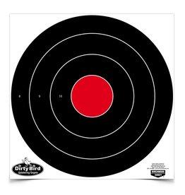 """Birchwood Casey Birchwood Casey Dirty Bird Bullseye 17.25"""" 5pk (35185)"""