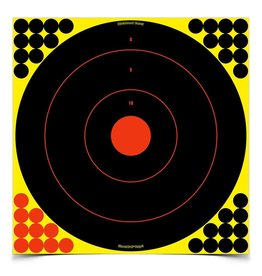 "Birchwood Casey Birchwood Casey Shoot-N-C Bullseye 17.25"" Target (34185)"