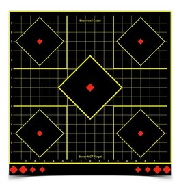 "Birchwood Casey Birchwood Casey Shoot-N-C Sight in 17.25"" Target (34175)"