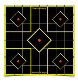 "Birchwood Casey Birchwood Casey Shoot-N-C Sight In 8"" Target 15ct (34112)"