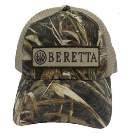 Beretta Beretta Patch Trucker Hat Camo (BC062016600858)