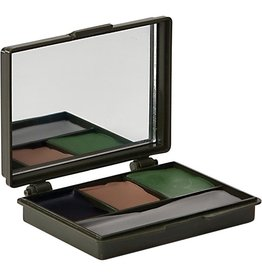 Allen Allen Camo Face Paint Makeup Kit (61) Olive Drab/Blk/Brn/Gray