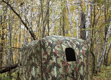 Ground Blinds & Treestands