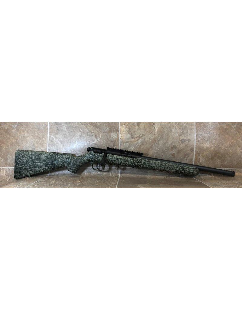 "Savage Arms Savage 93 FV-SR 22 WMR Gator Camo 16.5"" BBL (93217)"