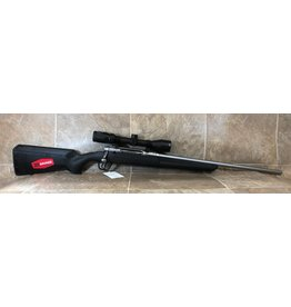 Savage Arms Savage Axis II XP 223 REM blk syn stock Stainless (57101)