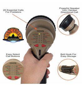 Cass Creek Cass Creek Mega amp 20x Predator call (CC548)