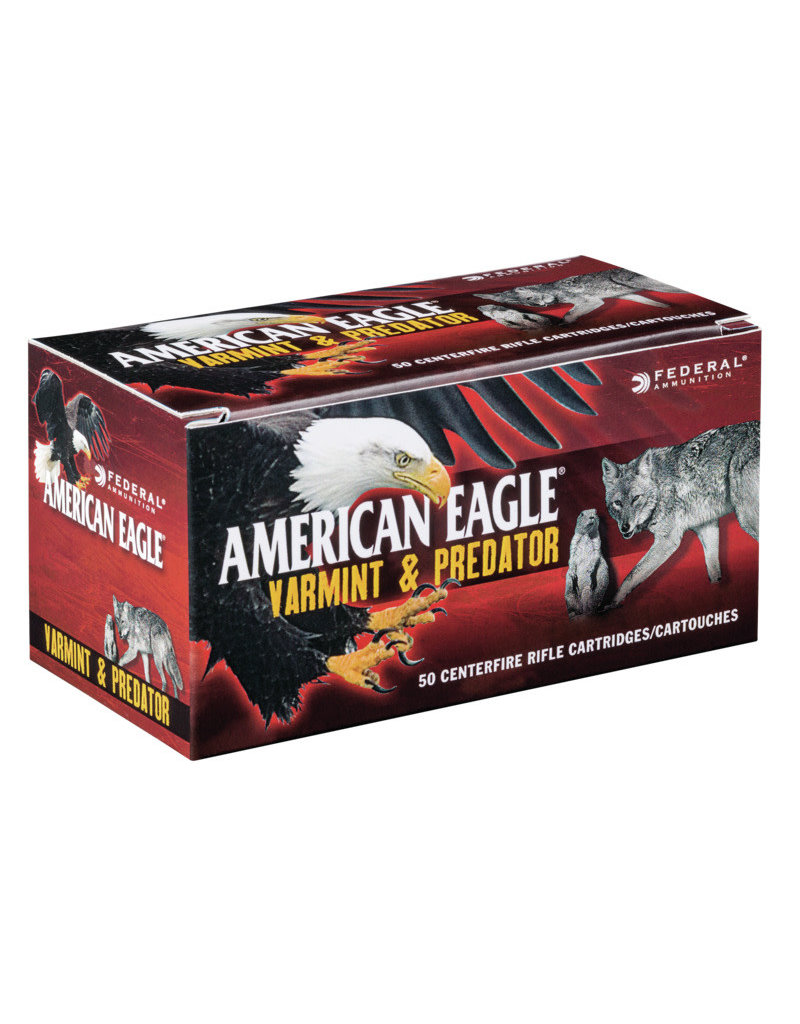 American Eagle Federal American Eagle 17 Hornet 20gr Tipped Varmint 50rd (AE17H20TVP)