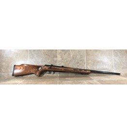 Savage Arms Savage Model 25 204 Ruger Blued Fluted Barrel/Laminated Thumbhole Stock (G839642)