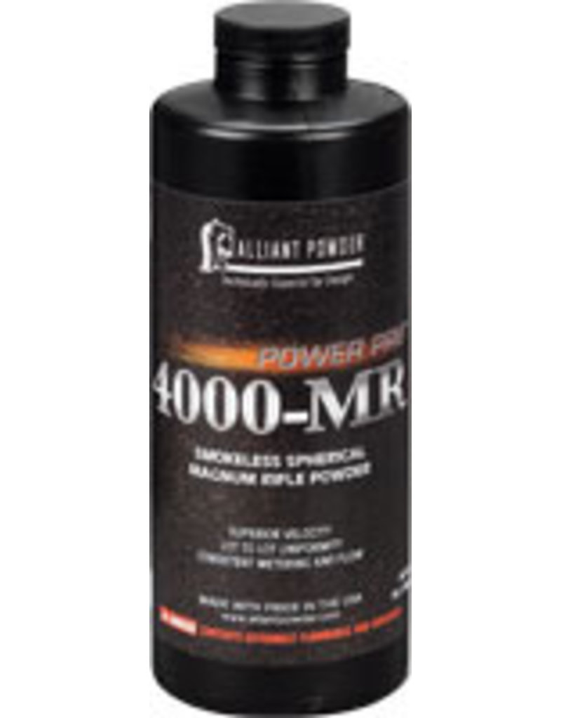 Alliant Alliant Power-Pro 4000MR Powder 1LB (PP4000MR)