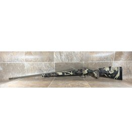 """Weatherby Weatherby Vanguard 6.5 CM First Lite BA lite camo stock 26"""" fluted BBL w/ Brk Fusion FDE Cerakoted (VFN65CMR6B)"""