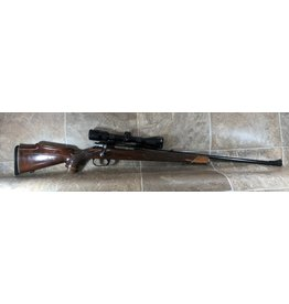 Parker Hale Parker Hale 1200C 30-06 bolt action wood stock blued barrel w/ detachable magazine, bushnell trophy 3-9 scope (28329)